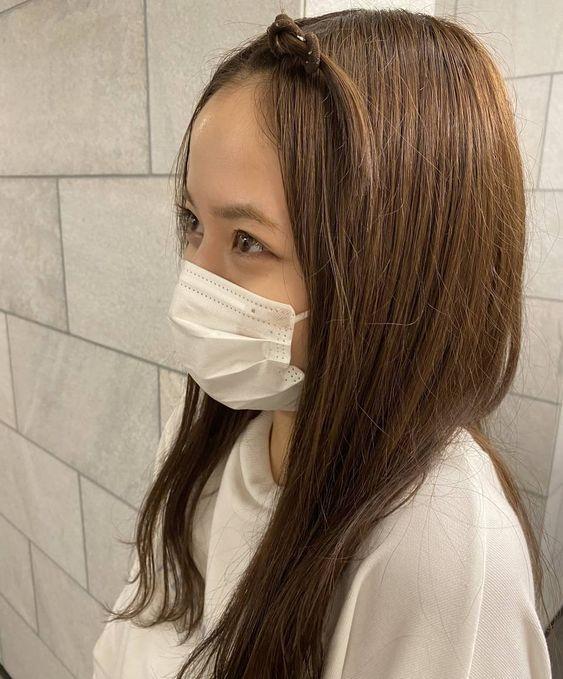 【素人画像】コロナ禍でマスク美女が生まれた自撮り写真集